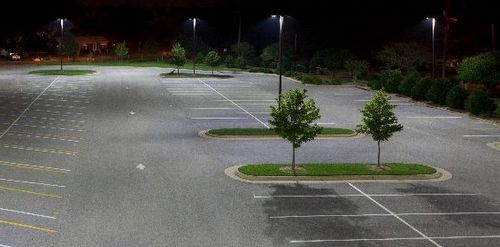 led pole lighting - Parking Lot Lighting | Pole Lighting