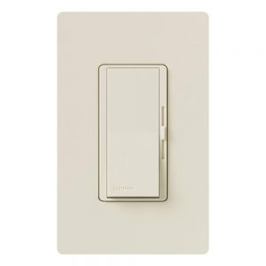 light almond lutron dimmer 300x300 - Light Dimmers and Timers