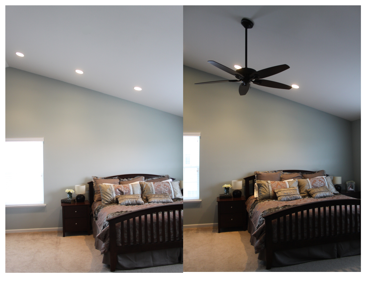 walters fan - Ceiling Fan Installation