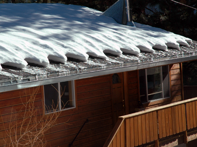 walters ice melting - Roof & Gutter De-Icing Cables to Prevent Ice Dams On Roofs