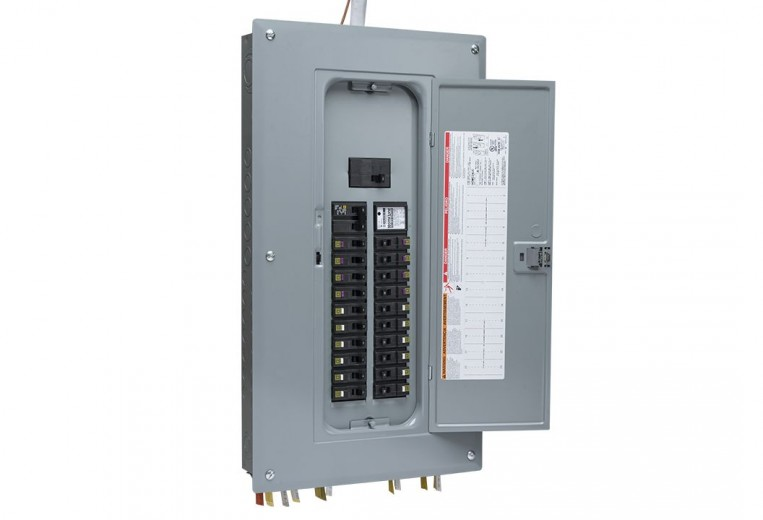 walters panel - Circuit Installation and Upgrades