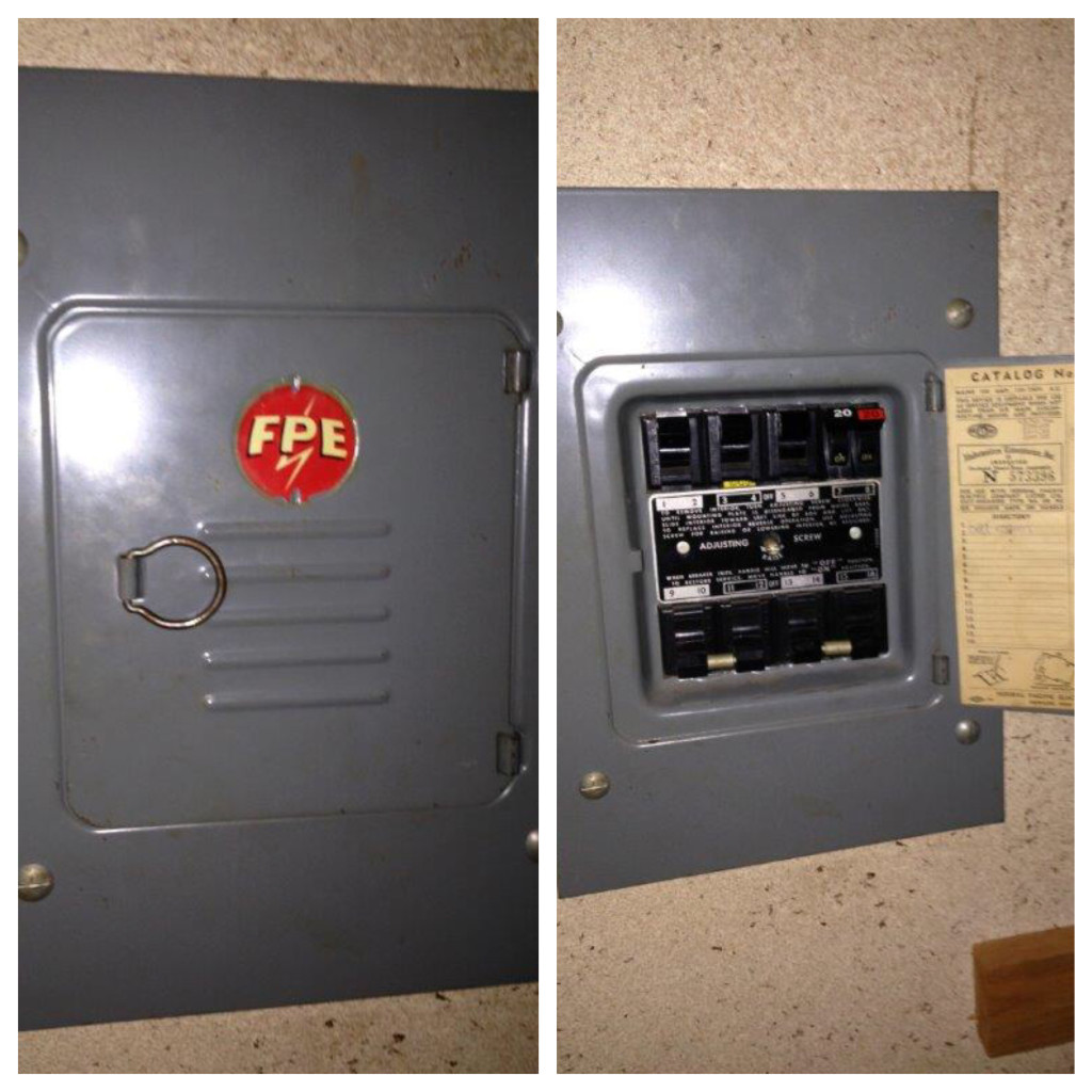 Electrical Panel Upgrades - Walters Tristate